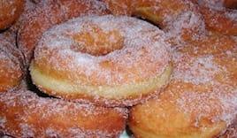 2 o 10 ciambelle zucchero
