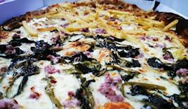 1/2 metro pizza costiera