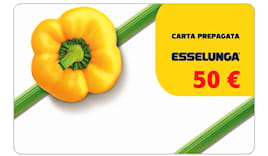 Card esselunga 50€
