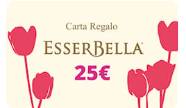 Card esserbella 25€