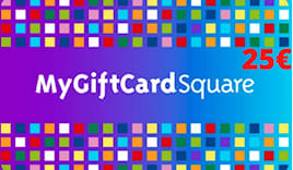 Mygift square card 25€