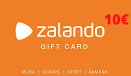 Zalando card 10€