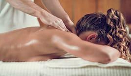 120 minuti di massaggio