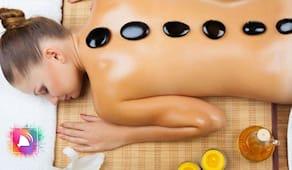 Massaggio schiena 20' ⭐
