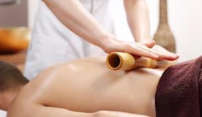 Bamboo massage nicole