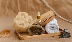 Sponge massage 1 ora