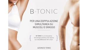 1 seduta b-tonic corpo