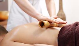 Massaggio bamboo panorama