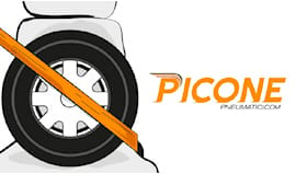 Picone gomme shop card