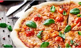 Menù pizza cà marta