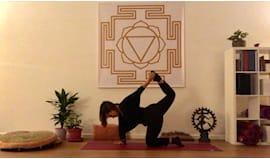 Un mese di yoga