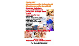 Open day viso e corpo