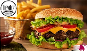 Hamburger lievito madre