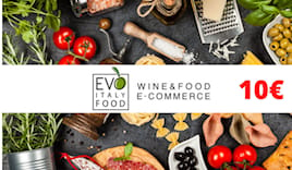 Card evo italy food 10€