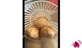 Mozzarella affumicata 1kg