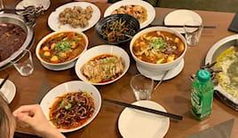 Pranzo cinese x2 shu