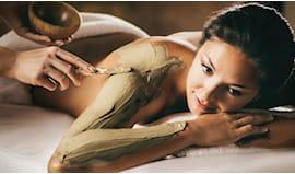Fango e massaggio olio
