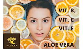 Pulizia viso vitaminica