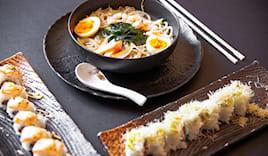 5 piatti asporto liang