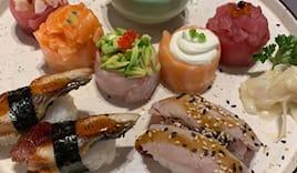 Box gomi sushi asporto