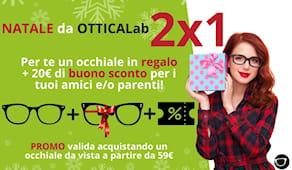 Natale 2020 ottica lab 🎁