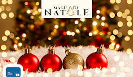 Magie di natale shop card