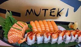 Sushibox 20 pezzi muteki