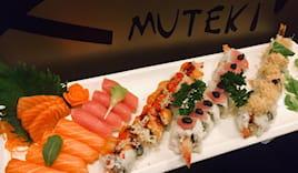 Sushibox 30 pezzi muteki