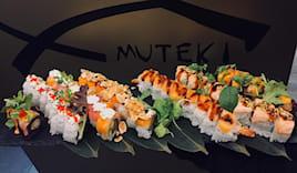 Sushibox 40 pezzi muteki