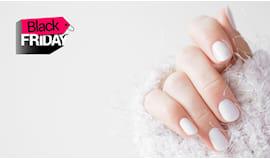 Manicure + shellac ⚫