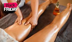 Massaggio gambe leggere ⚫
