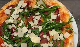Pizza+bibita kapanno