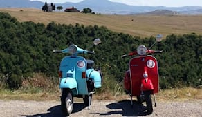 Tour in lambretta