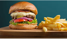 Menù big burger