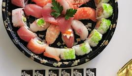 Box 20 pz sushi midori