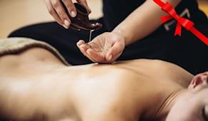 3 massaggi namaste 30' 🎁