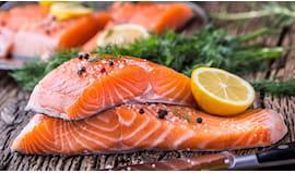 1kg di salmone