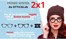 Promo winter 2x1