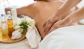 Massaggio 50 min namastè