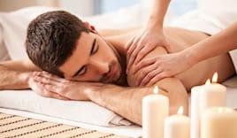 Massaggio uomo 1 ora