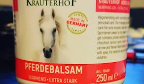 Balsamo cavallo da 250 ml