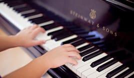 Lezioni di pianoforte 50'