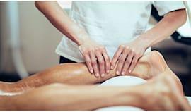 Massaggio gambe 30 minuti