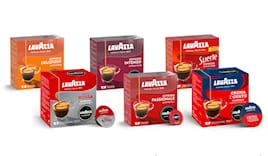 360 capsule caffè lavazza