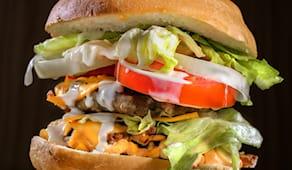 Combo hamburger x2