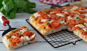 Pizze in teglia x2
