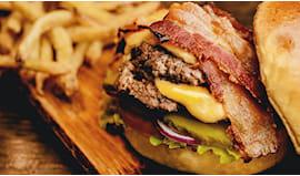 Hamburger x2 + consegna