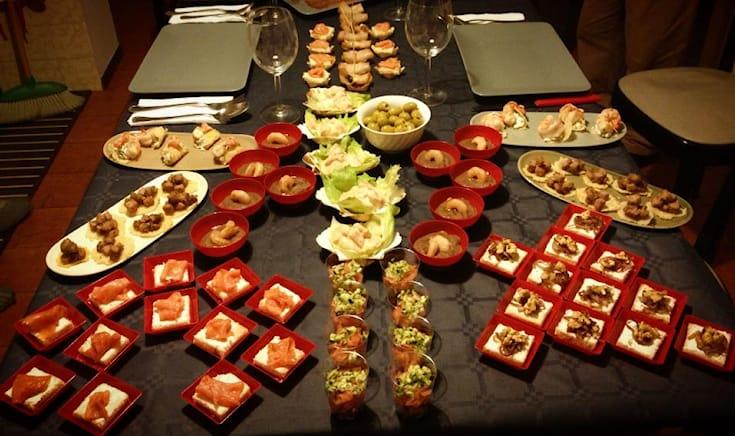 Offerta di cena per due a domicilio a reggio emilia spiiky - Idee cena romantica a casa ...