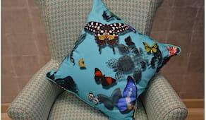 Cuscino farfalle -50%!