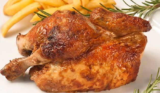 Pollo 1,2 kg + patate